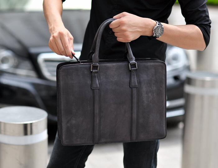 Chọn túi xách nam công sở uy tín chất lượng