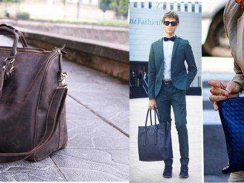 5 mẫu túi xách nam mà bất cứ người đàn ông nào cũng muốn sở hữu