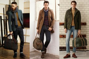Chọn túi xách nam hợp với dáng người mang đậm chất đàn ông