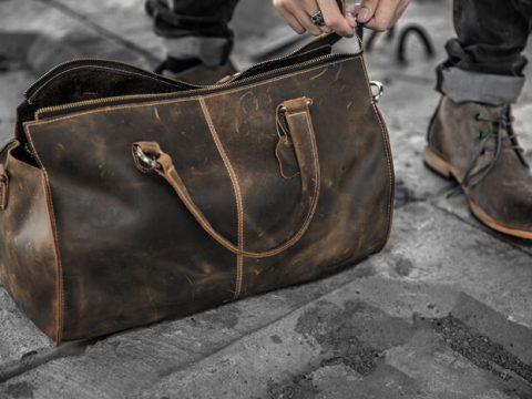 5 điều các chàng trai cần lưu ý khi lựa chọn túi xách nam da bò