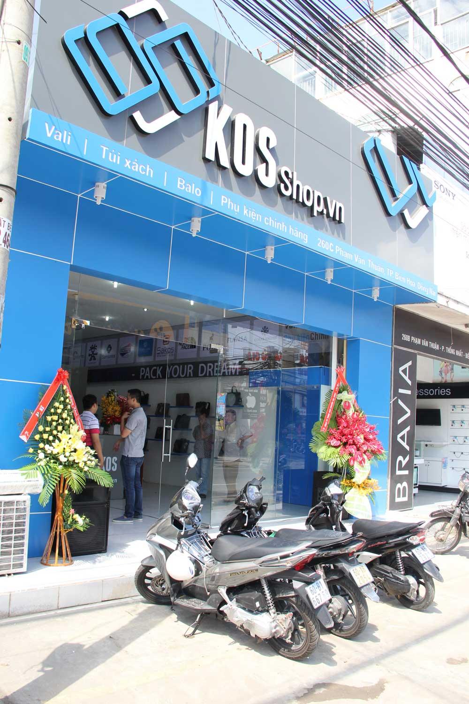 Cửa hàng bán túi xách nam da bò tại Biên Hòa