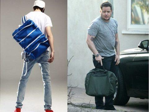 Hô biến phong cách thời trang với cách chọn túi xách nam hợp với dáng người