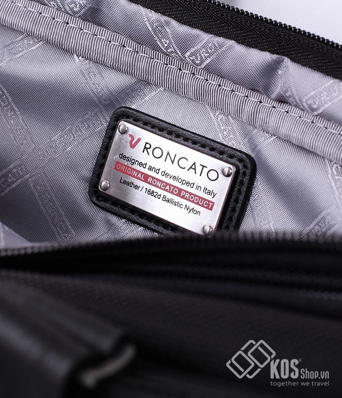 Những đặc điểm nổi bật của túi xách Roncato