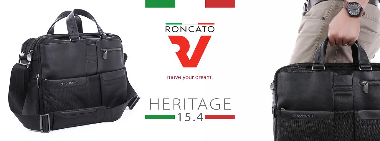 Cách nhận biết túi xách nam Roncato được sản xuất ở đâu?