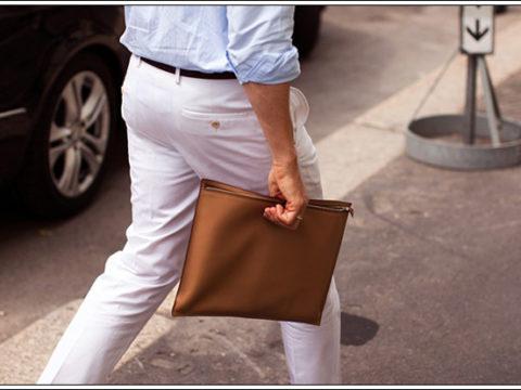 Những quan niệm sai lầm về túi xách nam cầm tay