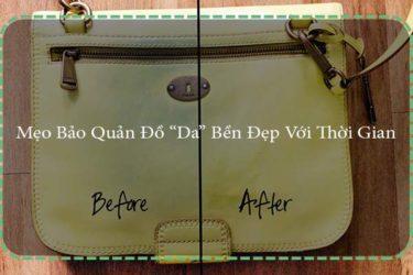 Những mẹo để dùng chiếc túi xách du lịch được bền đẹp hơn