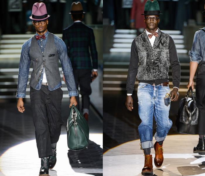 cách chọn túi xách nam hợp với trang phục