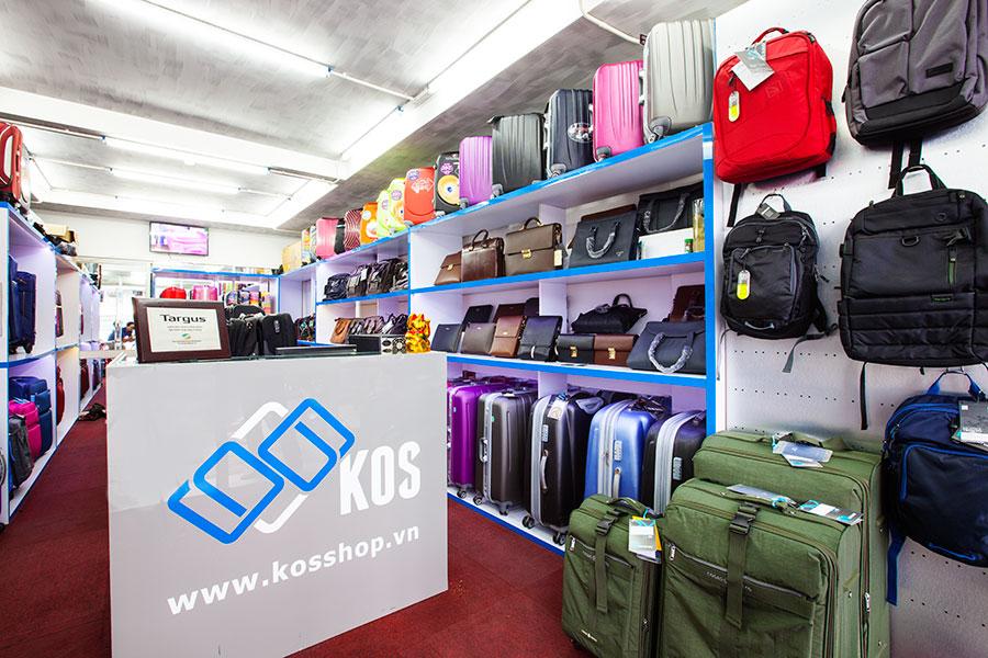 Chọn mua túi xách du lịch uy tín chất lượng