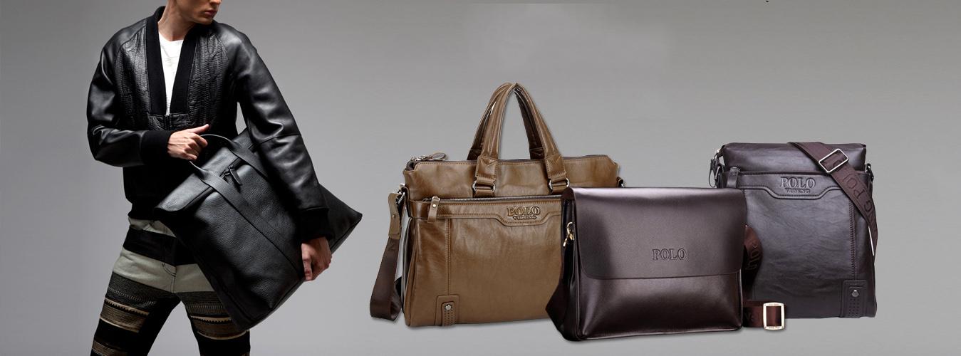 cách chọn size túi xách nam phù hợp