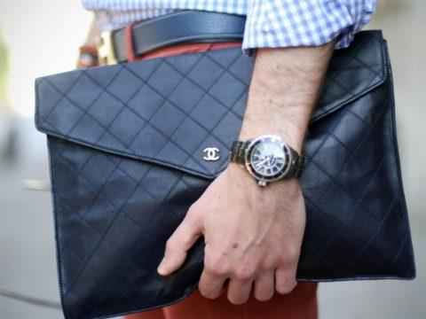 Lựa chọn túi xách nam cầm tay bằng vải đẹp nhất