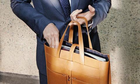 Chọn mua túi xách đi công tác phù hợp nhất