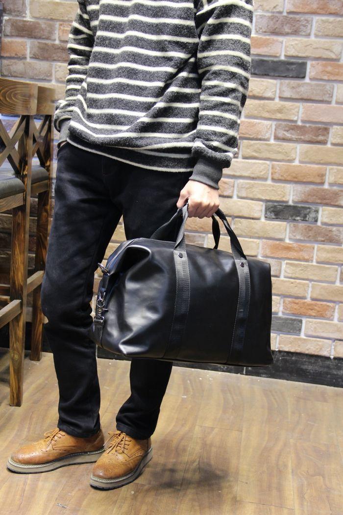 Chọn túi xách nam phù hợp với trang phục