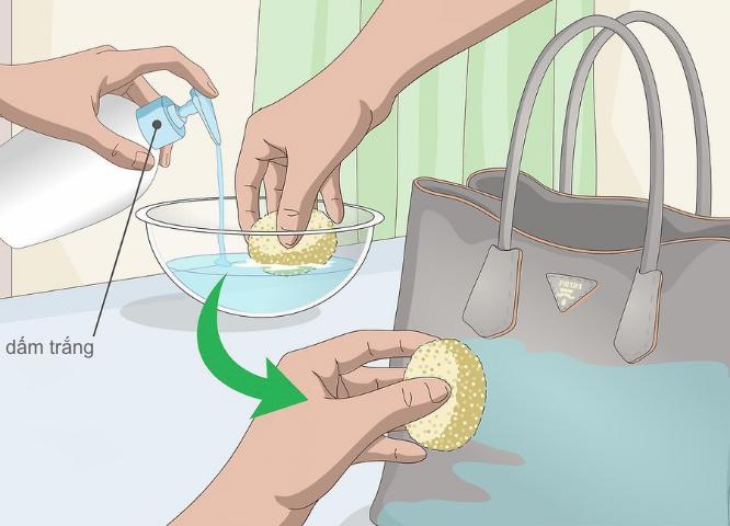 Dấm trắng giúp khử mùi và tiêu diệt vi khuẩn