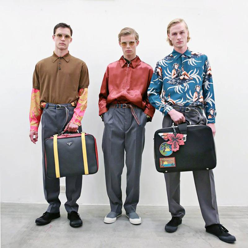 Biết cách chọn túi xách nam hợp dáng người mang lại phong cách thời trang mới cho dân công sở