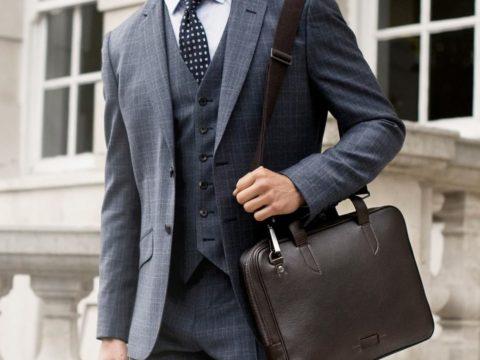 Chọn mua túi xách nam công sở phù hợp với tính cách