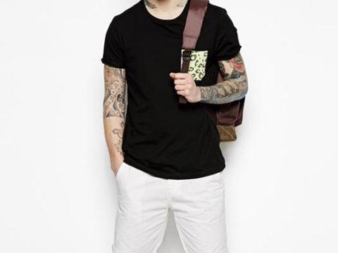 3 tip phối đồ với túi xách nam da bò cực chất